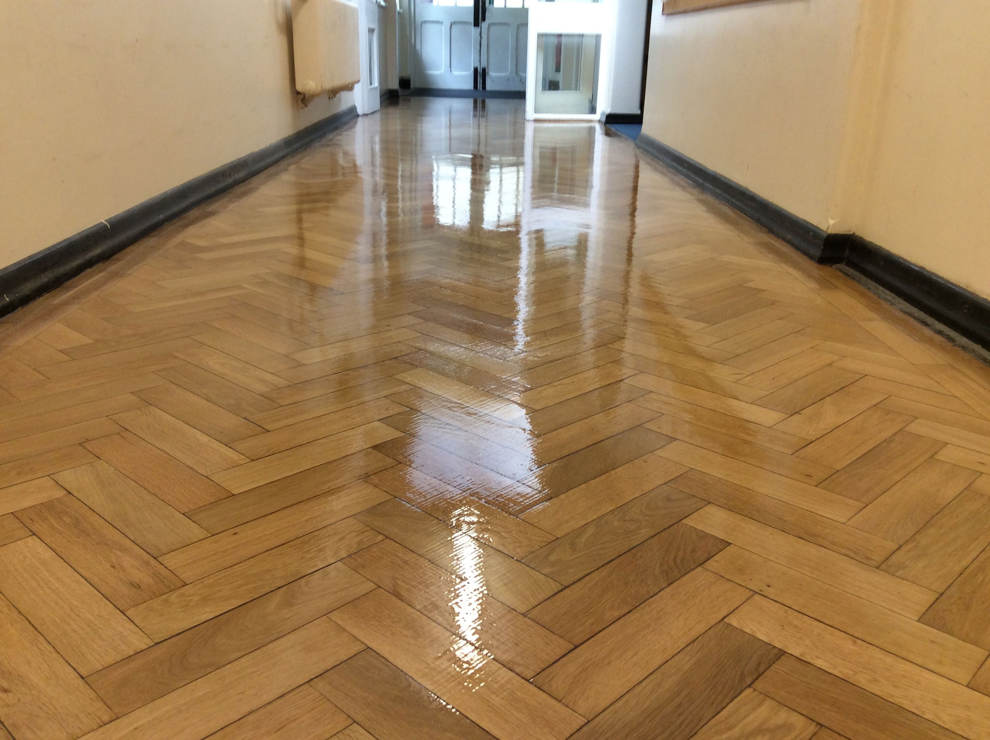 School Wood Floors Norfolk