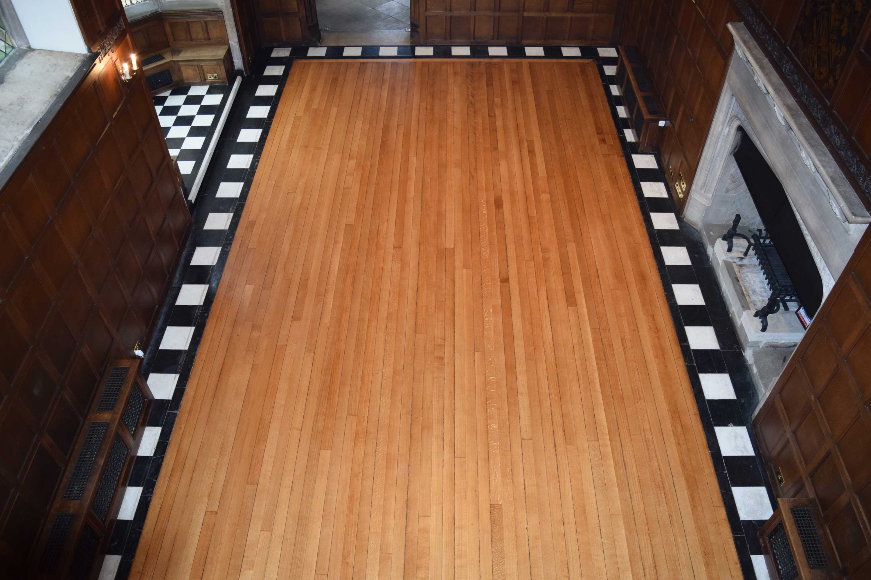 Junkers engineered wood flooring